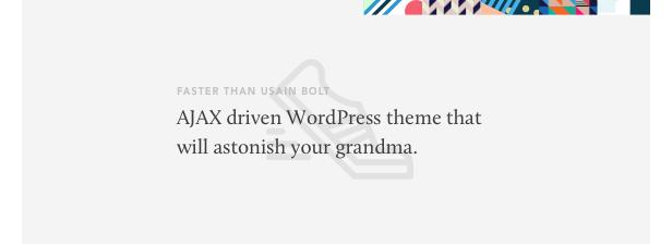 Calafate - Portfolio & WooCommerce Creative WordPress Theme - 8